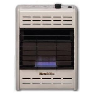 Empire HearthRite HB10T 10000 BTU Blue Flame Vent Free Natural Gas Heater with Thermostat