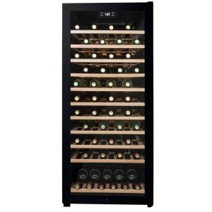 "Danby DWC94L1B 22"" Freestanding Single Zone Wine Cooler with 94 Bottle Capacity"