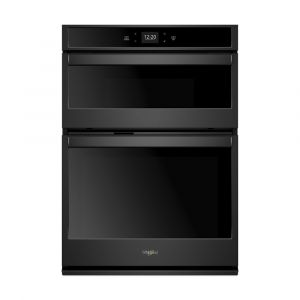 WHIRLPOOL WOC54EC0HB - 6.4 cu. ft. Smart Combination Wall Oven with Touchscreen