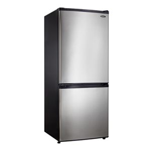 DANBY DFF092C1BSLDB - Danby 9.2 cu. ft. Apartment Size Refrigerator