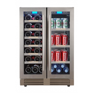 AVANTI WBC27W3S - French Door Wine Chiller / Beverage Cooler