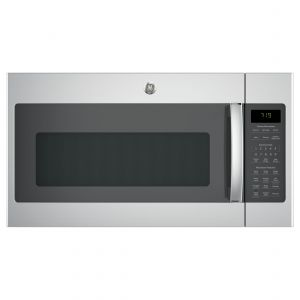 GE APPLIANCES JNM7196SKSS - GE(R) 1.9 Cu. Ft. Over-the-Range Sensor Microwave Oven with Recirculating Venting