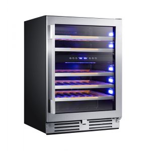 AVANTI WCDE46R3S - Dual Zone ELITE Series Wine Chiller (Available through select retailers)