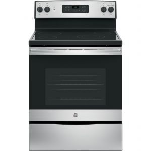"GE APPLIANCES JBS60RKSS - GE(R) 30"" Free-Standing Electric Range"