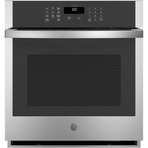 """GE APPLIANCES JKS3000SNSS - GE(R) 27"""" Built-In Single Wall Oven"""
