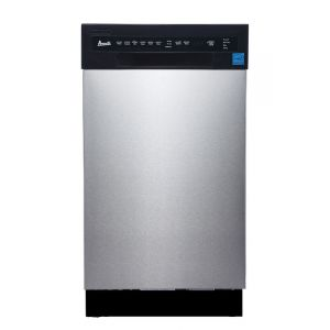 AVANTI DW1833D3SE - Built-In Dishwasher - Stainless Steel