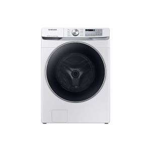 SAMSUNG WF45R6300AW - WF6300 4.5 cu. ft. Smart Front Load Washer with Super Speed in White