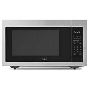WHIRLPOOL WMC30516HZ - 1.6 cu. ft. Countertop Microwave with 1,200-Watt Cooking Power