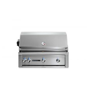 "LYNX L600PSRNG - 36"" Sedona by Lynx Built In Grill with 2 Stainless Steel Burners and ProSear Burner and Rotisserie, NG"