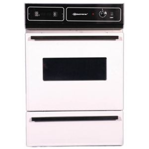"""BROWN STOVE WORKS WTM721KW - 24"""" Gas Walloven"""
