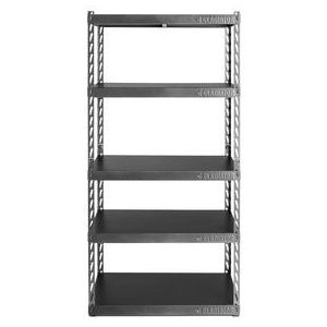 "GLADIATOR GARK365TGG - 36"" Wide EZ Connect Rack with Five 18"" Deep Shelves"