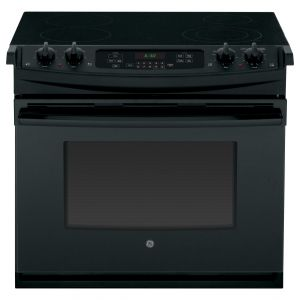 "GE APPLIANCES JD630DFBB - GE(R) 30"" Drop-In Electric Range"