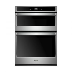 WHIRLPOOL WOC54EC0HS - 6.4 cu. ft. Smart Combination Wall Oven with Touchscreen