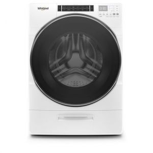 WHIRLPOOL WFW8620HW - 5.0 cu. ft. Front Load Washer with Load & Go XL Dispenser