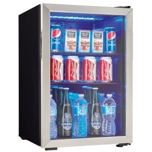 DANBY DBC026A1BSSDB - Danby 95 (355mL) Can Capacity Beverage Center