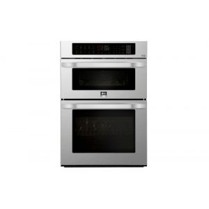 LG LSWC307ST - LG STUDIO 1.7/4.7 cu. ft. Smart wi-fi Enabled Combination Double Wall Oven