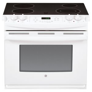 "GE APPLIANCES JD630DFWW - GE(R) 30"" Drop-In Electric Range"