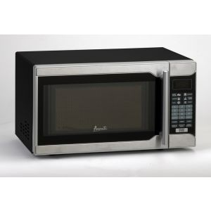 AVANTI MO7103SST - 0.7 CF Touch Microwave - Black Cabinet w/Stainless Steel Front
