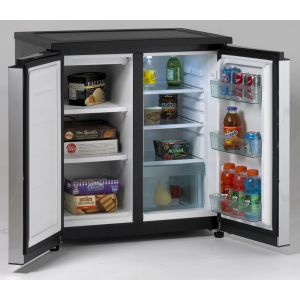 AVANTI RMS551SS - SIDE-BY-SIDE Refrigerator/Freezer