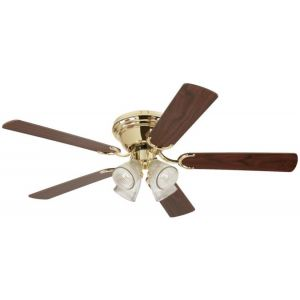 WESTINGHOUSE LIGHTING 7216500 - Contempra Iv 52-inch Indoor Ceiling Fan With Light Kit