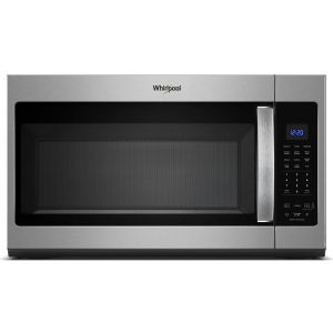 WHIRLPOOL WMH32519HZ - 1.9 cu. ft. Capacity Steam Microwave with Sensor Cooking