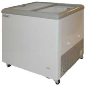 MAXX Ice MXF31F Freezer with 7.5 cu. ft., Self-contained Refrigeration in White