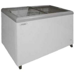 MAXX Ice MXF52F Freezer with 14 cu. ft., Self-contained Refrigeration in White