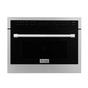 "ZLINE MWO-24 24"" Microwave Oven in Stainless Steel"