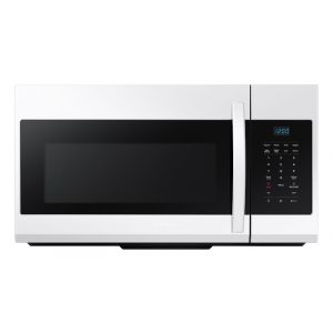 SAMSUNG ME17R7021EW 30 Inch Over the Range Microwave Oven with 1.7 cu. ft. Capacity