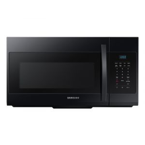 SAMSUNG ME17R7021EB 30 Inch Over the Range Microwave Oven with 1.7 cu. ft. Capacity