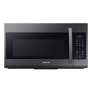SAMSUNG ME19R7041FG 30 Inch Over the Range Microwave Oven with 1.9 cu. ft. Capacity