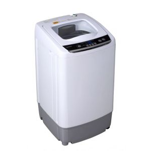 DANBY DWM030WDB6 Compact 0.9 Cubic Foot Top Load Washing Machine For Apartment - White