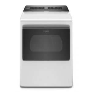 WHIRLPOOL WED6120HW 7.4 cu. ft. Smart Capable Top Load Electric Dryer