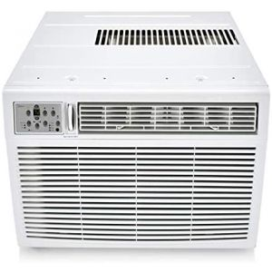 Midea MAW25H2ZWT 25,000 Window Air Conditioner Heat & Cool 230V