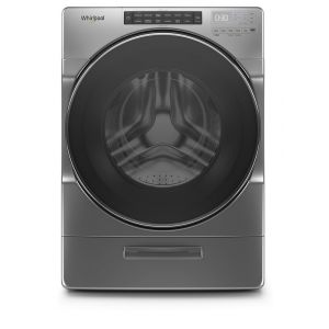 WHIRLPOOL WFW6620HC - 4.5 cu. ft. Closet-Depth Front Load Washer with Load & Go XL Dispenser