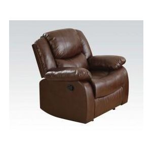 ACME FURNITURE INC 50012 - Brown Recliner W/motion
