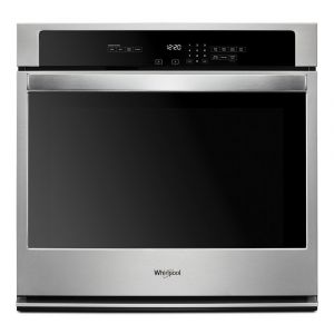 WHIRLPOOL WOS31ES7JS - 4.3 cu. ft. Single Wall Oven with the FIT system