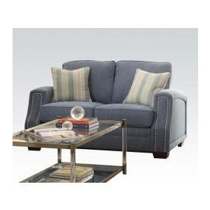 ACME FURNITURE INC 52586 - Loveseat W/2 Pillows