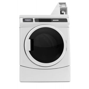 MAYTAG COMMERCIAL MDE28PDCYW - Commercial Single Load, Super Capacity Electric Dryer