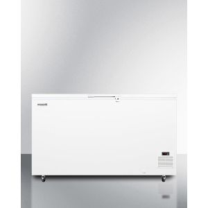 SUMMIT EL41LT - Commercial -45 C Capable Chest Freezer With Digital Thermostat and 12.8 CU.FT. Capacity