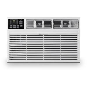 WHIRLPOOL WHAT121-1AW 12,000 BTU 115-Volt Through-The-Wall Air Conditioner With Remote Control