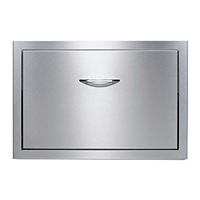 """CAPITAL CCECD30SS - 30"""" Wide Drawer System w/ 48 Quart Cooler"""