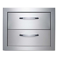 CAPITAL CCE2DRWSS - 2 Drawer System