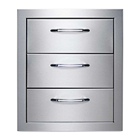 CAPITAL CCE3DRWSS - 3 Drawer System