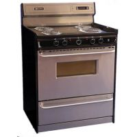 "BROWN STOVE WORKS TEM230BKWY - 30"" Free Standing Electric Range"