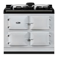 """AGA ADC3EPAS - AGA Dual Control 39"""" Electric Pearl Ashes with Stainless Steel trim"""